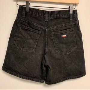 Vintage Jordache Back Denim High Rise Shorts